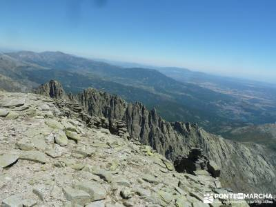 La Mira - Los Galayos (Gredos);agencias de senderismo en madrid senderismo y montaña singles madrid